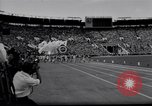Image of opening ceremony of Olympics Kanto Japan, 1964, second 5 stock footage video 65675037536
