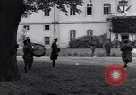 Image of General Courtney Hodges Torgau Germany, 1945, second 1 stock footage video 65675037539
