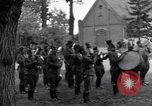 Image of General Courtney Hodges Torgau Germany, 1945, second 6 stock footage video 65675037539