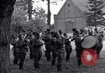 Image of General Courtney Hodges Torgau Germany, 1945, second 7 stock footage video 65675037539