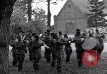 Image of General Courtney Hodges Torgau Germany, 1945, second 8 stock footage video 65675037539
