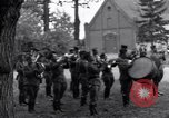 Image of General Courtney Hodges Torgau Germany, 1945, second 9 stock footage video 65675037539