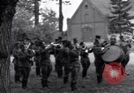 Image of General Courtney Hodges Torgau Germany, 1945, second 10 stock footage video 65675037539