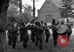Image of General Courtney Hodges Torgau Germany, 1945, second 11 stock footage video 65675037539