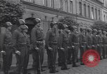 Image of United States Army 104th Infantry Division Delitzsch Germany, 1945, second 12 stock footage video 65675037541