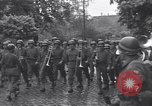 Image of Major General Terry Allen Delitzsch Germany, 1945, second 4 stock footage video 65675037542