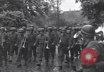 Image of Major General Terry Allen Delitzsch Germany, 1945, second 5 stock footage video 65675037542