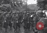 Image of Major General Terry Allen Delitzsch Germany, 1945, second 6 stock footage video 65675037542