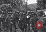 Image of Major General Terry Allen Delitzsch Germany, 1945, second 7 stock footage video 65675037542