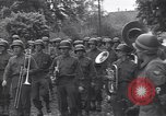 Image of Major General Terry Allen Delitzsch Germany, 1945, second 8 stock footage video 65675037542