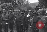 Image of Major General Terry Allen Delitzsch Germany, 1945, second 9 stock footage video 65675037542