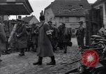 Image of Russian Army officers Delitzsch Germany, 1945, second 1 stock footage video 65675037543
