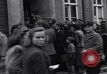 Image of German civilians Delitzsch Germany, 1945, second 2 stock footage video 65675037544