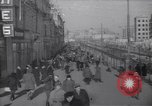 Image of Kreschatik food shop Kiev Ukraine, 1947, second 1 stock footage video 65675037546