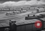 Image of Allied bombers Bremen Germany, 1945, second 2 stock footage video 65675037577