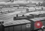 Image of Allied bombers Bremen Germany, 1945, second 4 stock footage video 65675037577