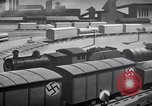 Image of Allied bombers Bremen Germany, 1945, second 6 stock footage video 65675037577