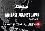 Image of United States base Iwo Jima, 1947, second 2 stock footage video 65675037609