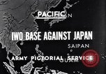 Image of United States base Iwo Jima, 1947, second 3 stock footage video 65675037609