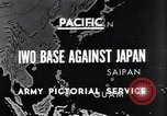 Image of United States base Iwo Jima, 1947, second 4 stock footage video 65675037609