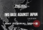 Image of United States base Iwo Jima, 1947, second 6 stock footage video 65675037609