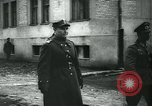 Image of Warsaw capitulates after siege by German forces Warsaw Poland, 1939, second 4 stock footage video 65675037612