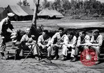 Image of Escaped American war prisoners Morotai Island, 1945, second 9 stock footage video 65675037625