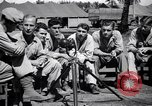 Image of American soldiers escaped from Japanese prison camp Morotai Island, 1945, second 2 stock footage video 65675037626