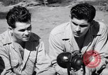 Image of Former American prisoners of Japanese interviewed Morotai Island, 1945, second 10 stock footage video 65675037627