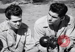 Image of Former American prisoners of Japanese interviewed Morotai Island, 1945, second 11 stock footage video 65675037627