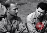 Image of Escaped American POWs World War 2 Morotai Island, 1945, second 2 stock footage video 65675037628