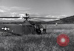 Image of Whirlaway helicopter Burma, 1945, second 5 stock footage video 65675037630