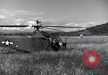 Image of Whirlaway helicopter Burma, 1945, second 6 stock footage video 65675037630