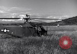 Image of Whirlaway helicopter Burma, 1945, second 7 stock footage video 65675037630