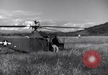 Image of Whirlaway helicopter Burma, 1945, second 8 stock footage video 65675037630