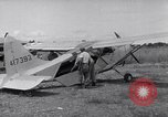 Image of Stinson L-5C  Luzon Island Philippines, 1947, second 7 stock footage video 65675037633