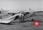 Image of Stinson L-5C  Luzon Island Philippines, 1947, second 8 stock footage video 65675037633