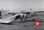 Image of Stinson L-5C  Luzon Island Philippines, 1947, second 9 stock footage video 65675037633