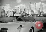 Image of Motorama New York United States USA, 1953, second 7 stock footage video 65675037641