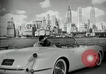 Image of Motorama New York United States USA, 1953, second 9 stock footage video 65675037641