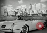 Image of Motorama New York United States USA, 1953, second 10 stock footage video 65675037641