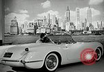 Image of Motorama New York United States USA, 1953, second 11 stock footage video 65675037641