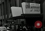 Image of Motorama auto show New York City USA, 1953, second 2 stock footage video 65675037642