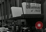 Image of Motorama auto show New York City USA, 1953, second 3 stock footage video 65675037642