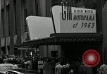 Image of Motorama auto show New York City USA, 1953, second 4 stock footage video 65675037642
