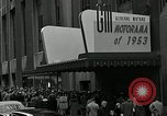 Image of Motorama auto show New York City USA, 1953, second 5 stock footage video 65675037642