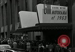Image of Motorama auto show New York City USA, 1953, second 7 stock footage video 65675037642