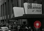 Image of Motorama auto show New York City USA, 1953, second 8 stock footage video 65675037642
