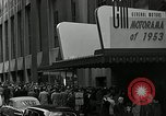 Image of Motorama auto show New York City USA, 1953, second 9 stock footage video 65675037642