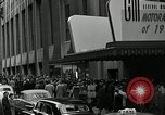 Image of Motorama auto show New York City USA, 1953, second 11 stock footage video 65675037642